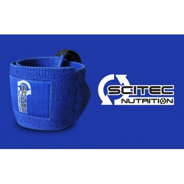 SCITEC WRISTBAND - DARK BLUE